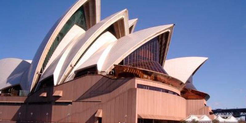 que ver en sydney australia