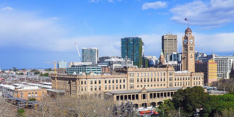 lugares que visitar en sydney