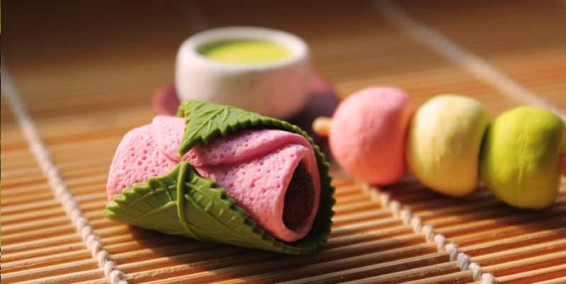 regalillos souvenir dulces japoneses