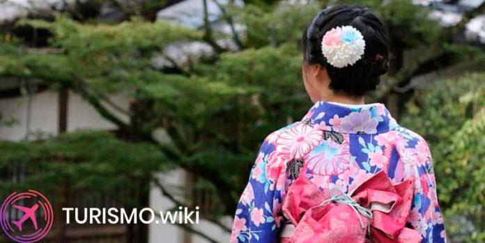 souvenirs japon trajes tradicionales