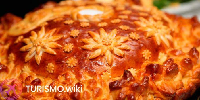 comida tradicional de rusia