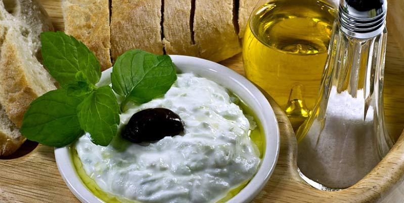 comida típica grecia