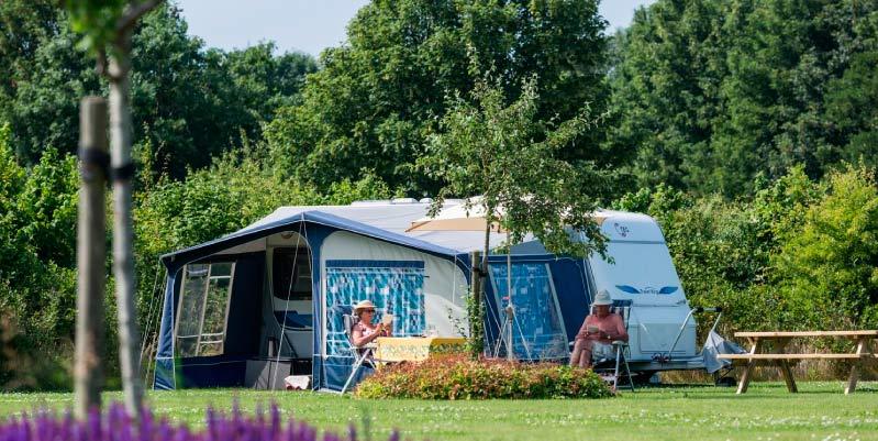 Camping balcón del Tiétar
