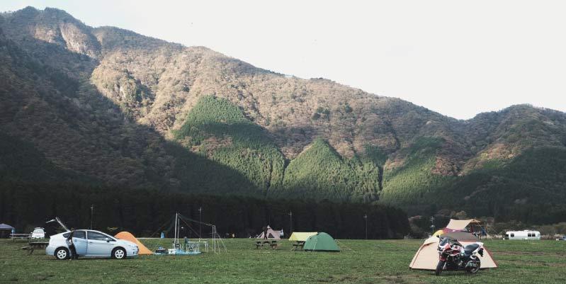 Camping Puerta de los Montes Obarenes
