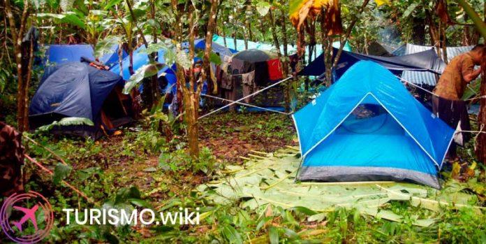 mejores camping en el sector deavila