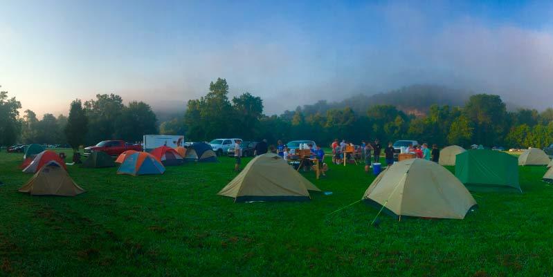 los mejores campings de tarragona